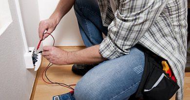 installer prise électrique en saillie